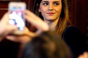 Emma Watson w ONZ walczy o r�wno�� p�ci: Panowie, chod�cie z nami
