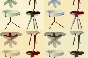 Design: stolik kawowy