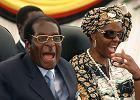 Upadła pierwsza dama Zimbabwe