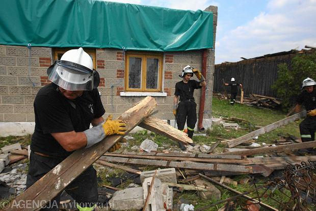 Państwowa pomoc zniechęca do polis chroniących przed żywiołami