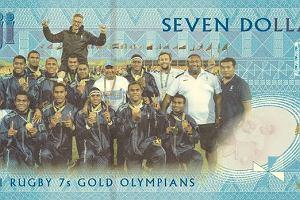 Fidżi umieści swych rugbystów na banknocie. Dostaną specjalny nominał