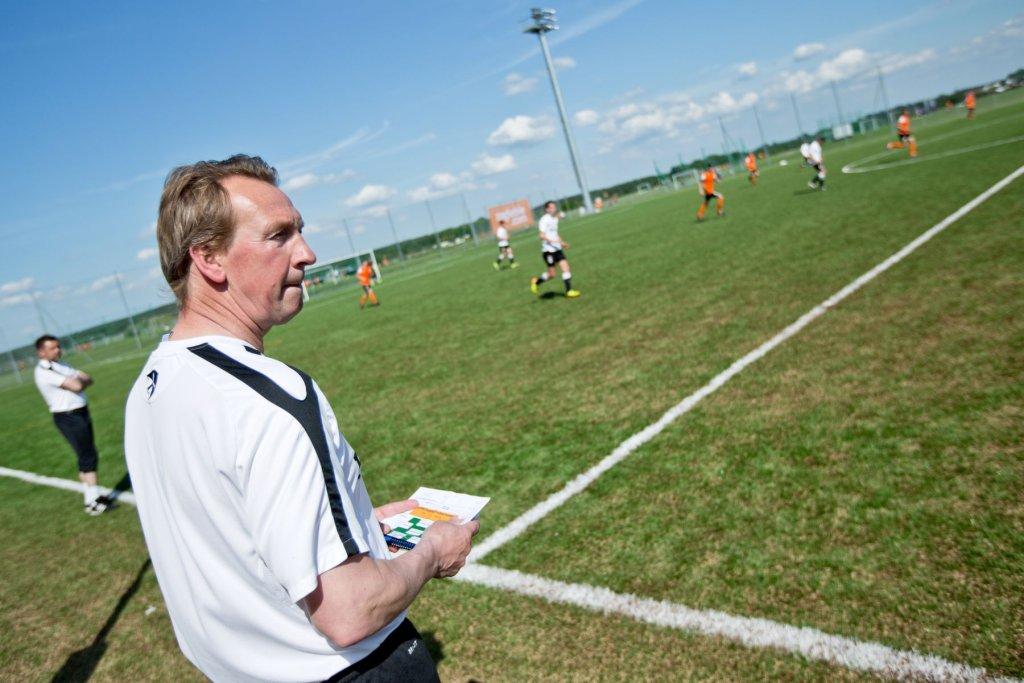 Richard Grootscholten, były dyrektor Akademii Piłkarskiej KGHM Zagłębie