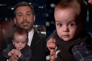 Jimmy Kimmel z synem