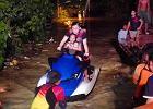 Tropikalna burza uderzyła w południowe Filipiny. Nie żyje ponad 100 osób