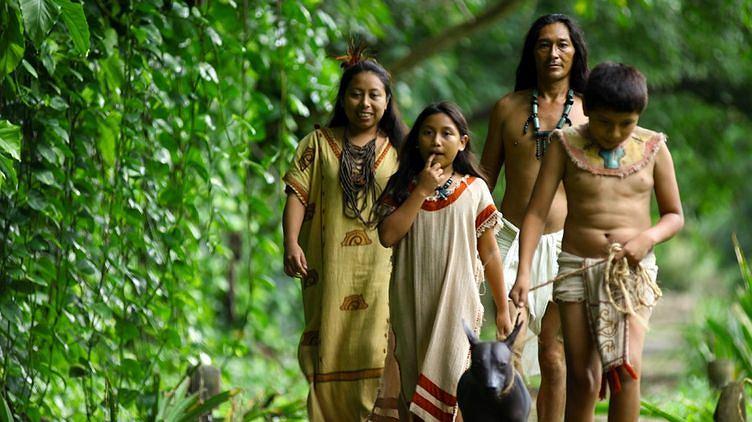Zdjęcie z filmu Podziemny świat Majów - Przepowiednia z kalendarza. Emisja 02.12 o godz. 21:00 na National Geographic Channel