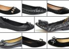 Czarne baleriny - najbardziej uniwersalne buty na wiosn� i lato