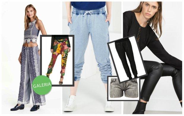Niebanalne spodnie na imprez� [Zara, H&M, Reserved i sklepy internetowe]