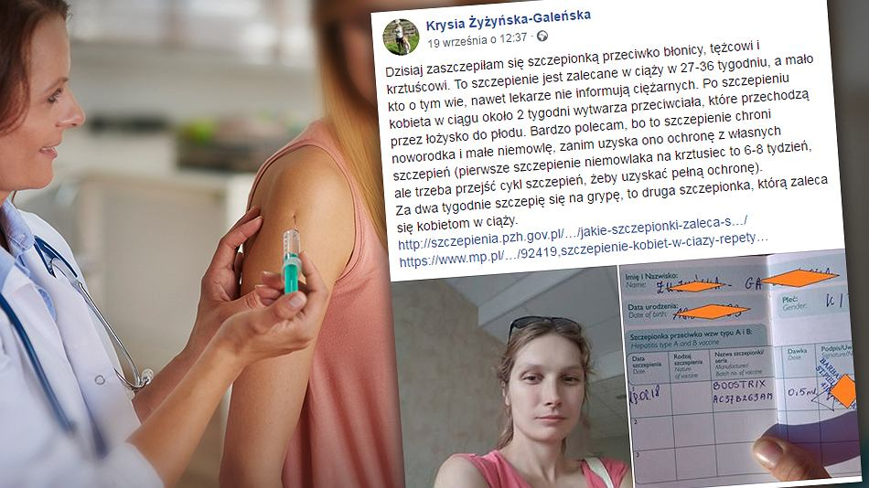 Facebook Krysia Żyżyńska-Galeńska