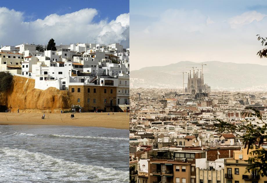 Portugalia i Hiszpania