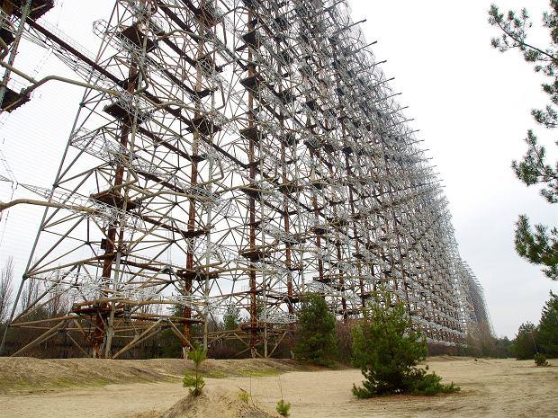 Oko Moskwy w pobliżu Czarnobyla