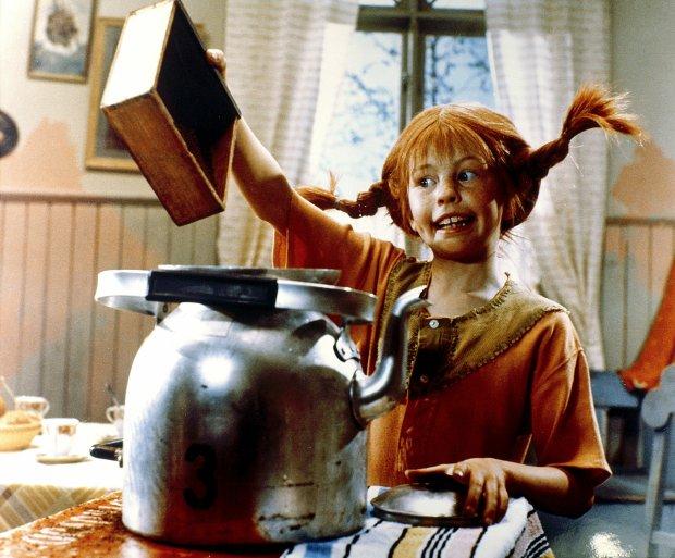 Pippi Pończoszanka udowadnia, że 'nie ma ani głupich, ani inteligentnych. Są ludzie z entuzjazmem lub bez'