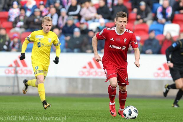 a87d49bf9 Kądzior: Wyjazd do Chorwacji to lepszy krok niż transfer do Lecha ...