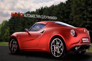 Alfa Romeo 4C | Wideo