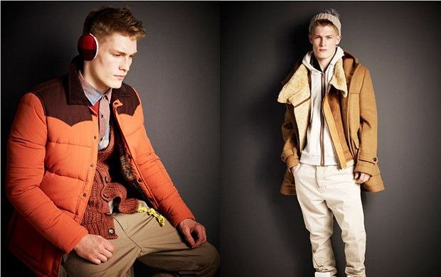 M�ski lookbook River Island - jesie�/zima 2011