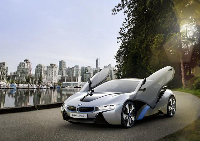 Wiemy ile będzie kosztować BMW i8