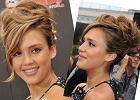 Elegancka fryzura w 5 minut - w stylu Jessiki Alby