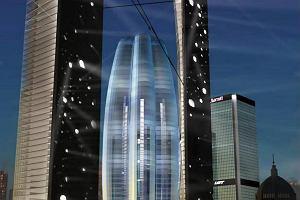 Bliźniacze wieżowce wyrosną w centrum: ponad 200 metrów
