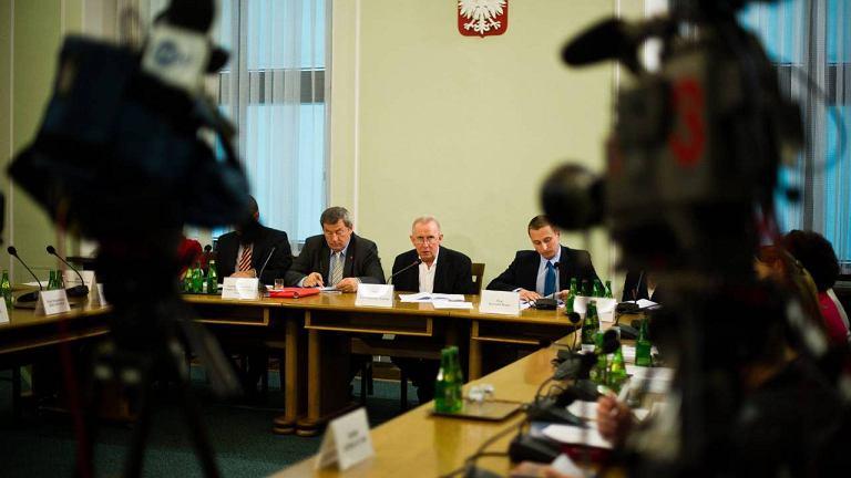 Komisja śledcza ds. nacisków