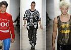 Jeremy Scott - męska kolekcja na jesień 2011