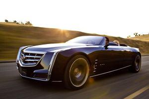 Cadillac Ciel | Niebo nad Kaliforni�