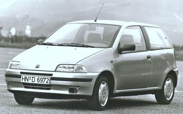 Fiat Punto (1993-1999) - opinie Moto.pl