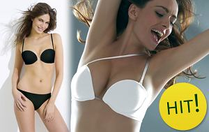 wonderbra, biustonosz, multiway, push-up