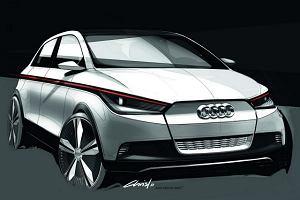 Salon Frankfurt 2011 | B�dzie nowe Audi A2