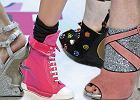 Buty na jesień/zimę 2011 - najdziwniejsze modele z wybiegów