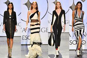 Eva Minge wiosna/lato 2012 - pokaz na New York Fashion Week