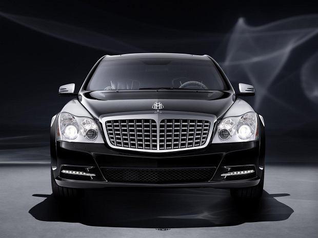 Ile Daimler traci na Maybachu?