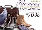 Kiermasz jesienny Wittchen - do 70% taniej!