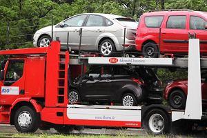 Jakie auta sprowadzaj� Polacy?