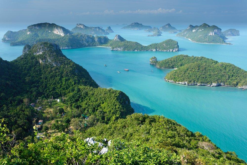 Tajlandia, wyspy