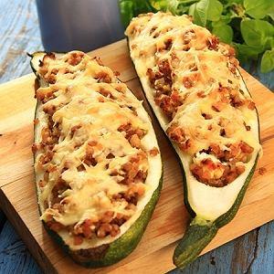 Nadziewane warzywa to danie idealne. Ka�dy tu znajdzie co� dla siebie