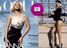 Rihanna w blond ods�onie na ok�adce Vogue