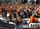 Grecja zn�w strajkuje generalnie