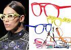 Komu pasuj� kolorowe oprawki okular�w?