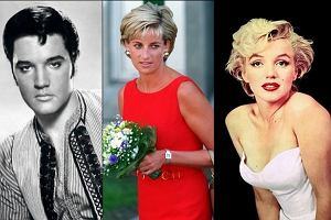 Dina Spencer Elvis Presley Marilyn Monroe.