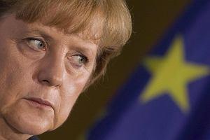Merkel: Ukraina jak Bia�oru�