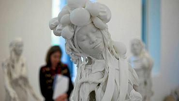 Rzeźby Pawła Althamera wykonane w Berlinie