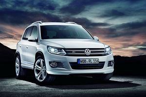 Volkswagen Tiguan R-Line - na sportowo