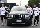Jeepy dla Juve, Audi dla Barcy