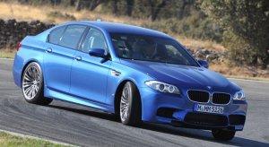 BMW M5 - Test