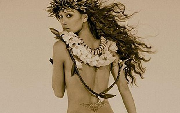 Zdj�cie numer 1 w galerii - Pon�tna pupa seksownej piosenkarki Nicole Scherzinger