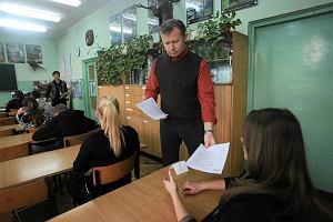 Pr�bny egzamin gimnazjalny 2011/2012. We czwartek cz�� matematyczno-przyrodnicza