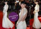 """Rooney Mara w sukni Givenchy na premierze filmu """"Dziewczyna z tatua�em"""""""