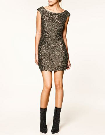 61038c83bc Wieczorowe sukienki Zara