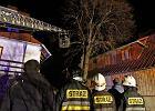 Wieje w Małopolsce: uszkodzone dachy, ranni