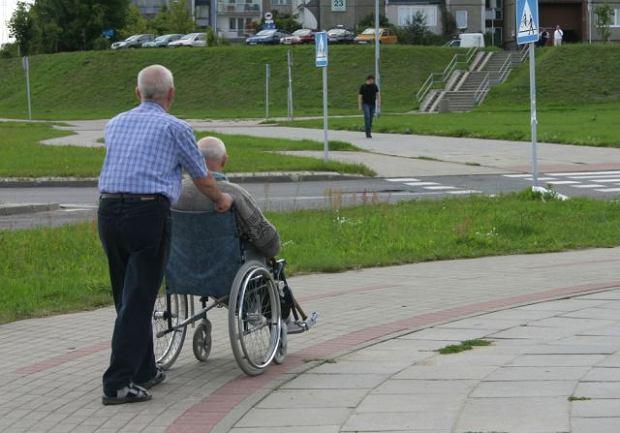 Choroba Parkinsona u os�b starszych