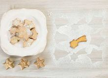 Ciasteczka imbirowe - ugotuj